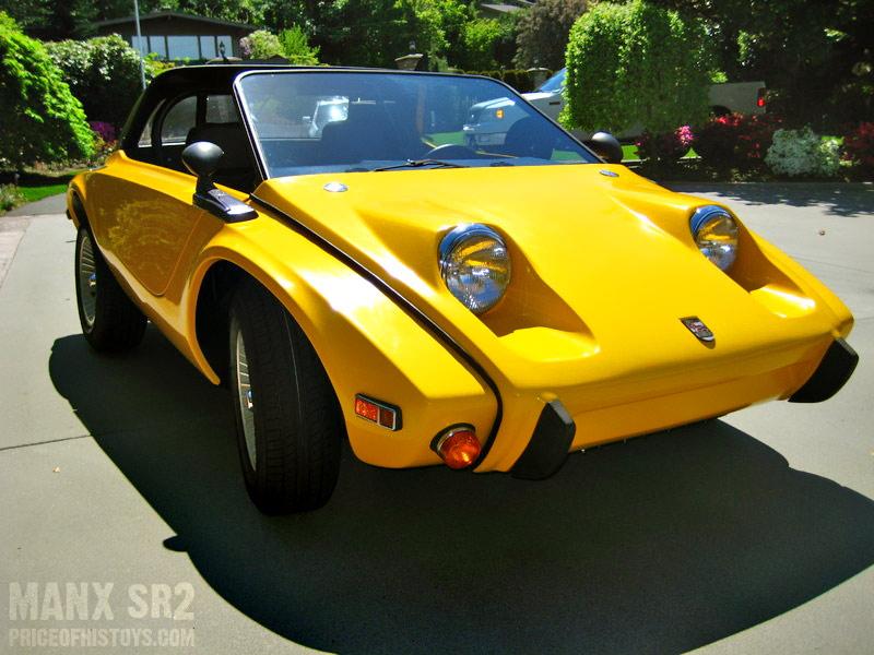 Beautiful 1975 Karma Meyers Manx Sr2