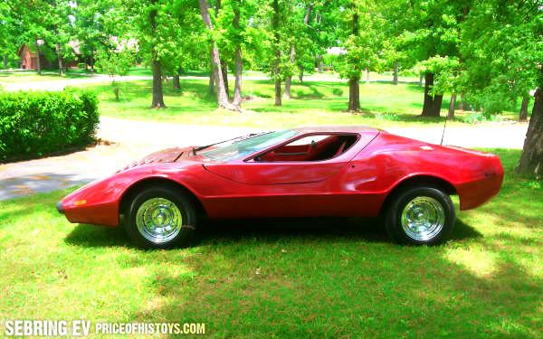 Sterling Sebring Kit Car For Sale
