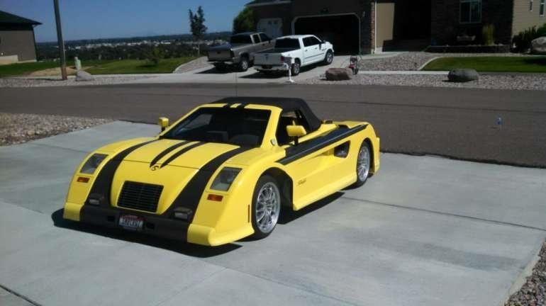 Custom Stinger Sports Car