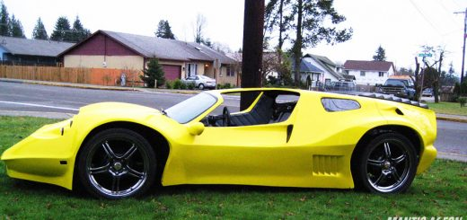 Mantis Archives Fiberglass Kit Car And Handcrafted Vehicle History