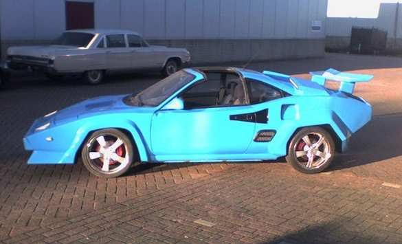 Reader Submitted Ugliest Lambo Creation Ever