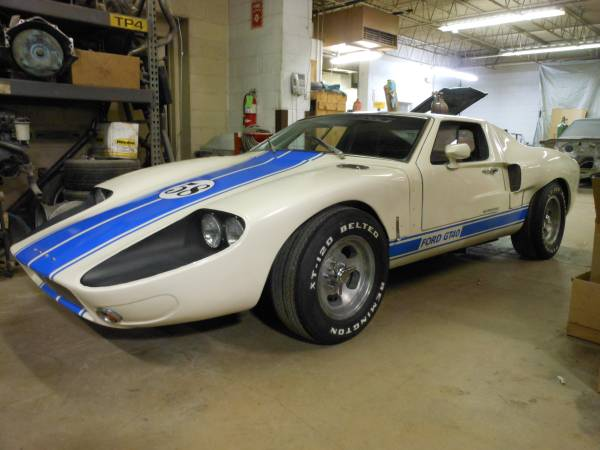 Kellison GT40k Kit Car