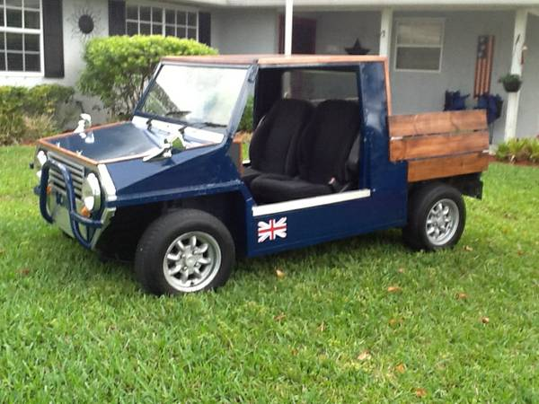 Scamp Austin Mini Based Kit Car