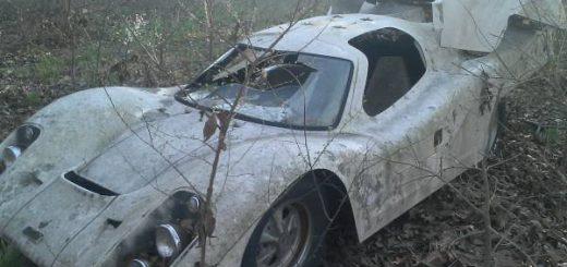 laser 917 kit car