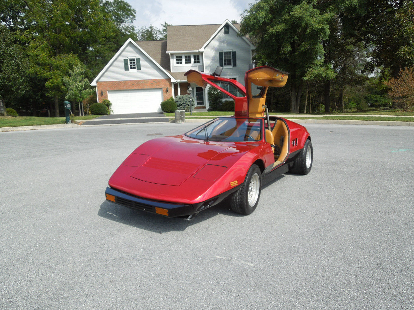This Cimbria SS Is One AMAZING Looking Kit Car