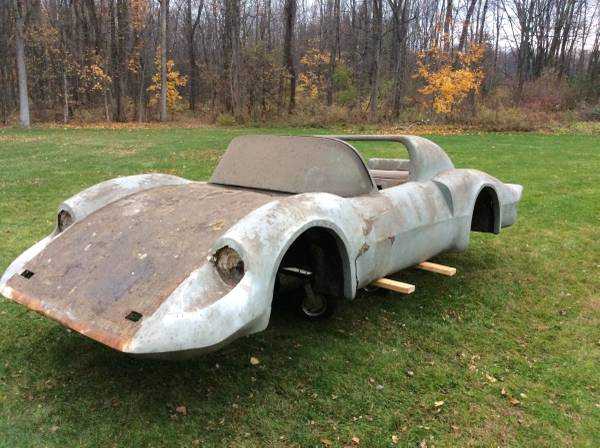 Unknown Kit Car Front