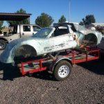 1970 Aztec gt kit car project
