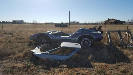 Sterling Kit Car Project in Texas