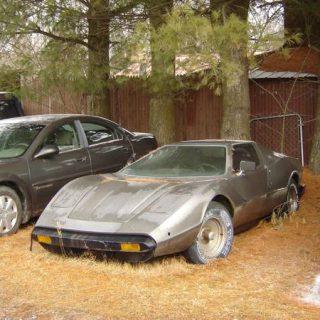 Sterling Sebring Kit Car Project