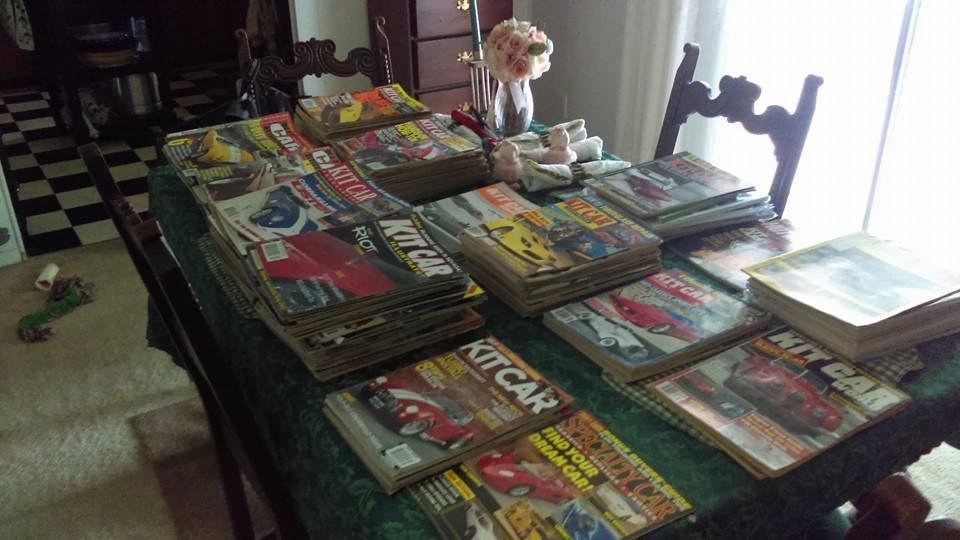 New Magazine Shipment
