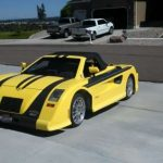 Custom Stinger Sports Car