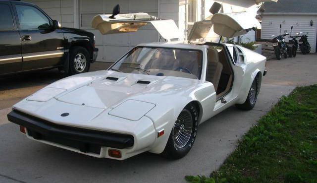 1981 Aquila Kit Car For Sale