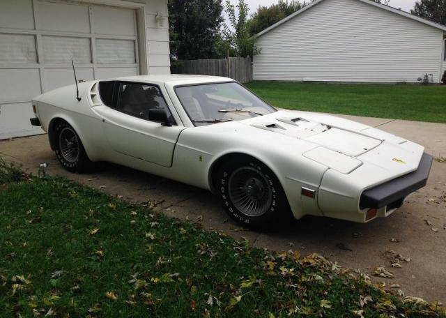 1981 Aquila Kit Car For Sale Side