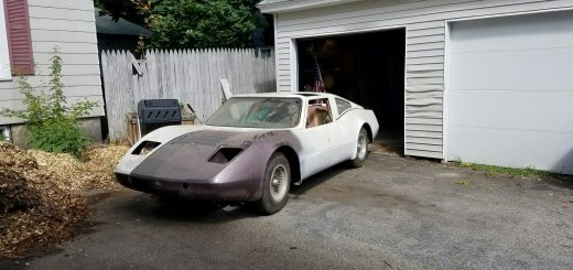 Bradley GT2 Project Car Build