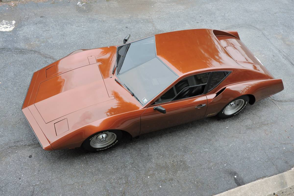 Marcotte Vision Handcrafted Car for Sale –