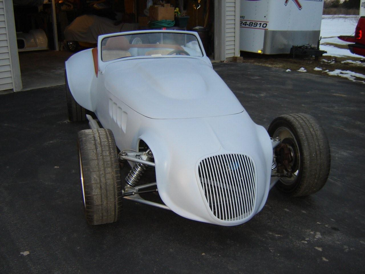 Diva Speedster Kit Car For Sale