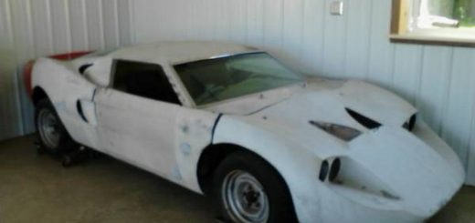 Fiberfab Valkyrie Project Car For Sale