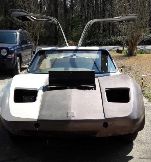 Bradley GT2 Project Car Build Part 1