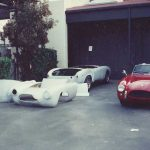 C-F Enterprises California ACE MG Based Kit Car
