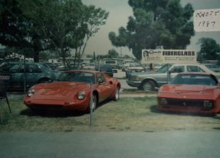 1987 Knott's Berry Farm AHA Kit Car Show