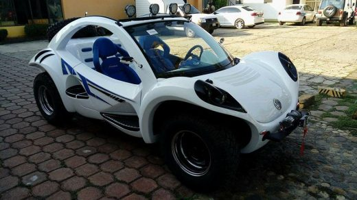 Check out this Not So New Dune Buggy!