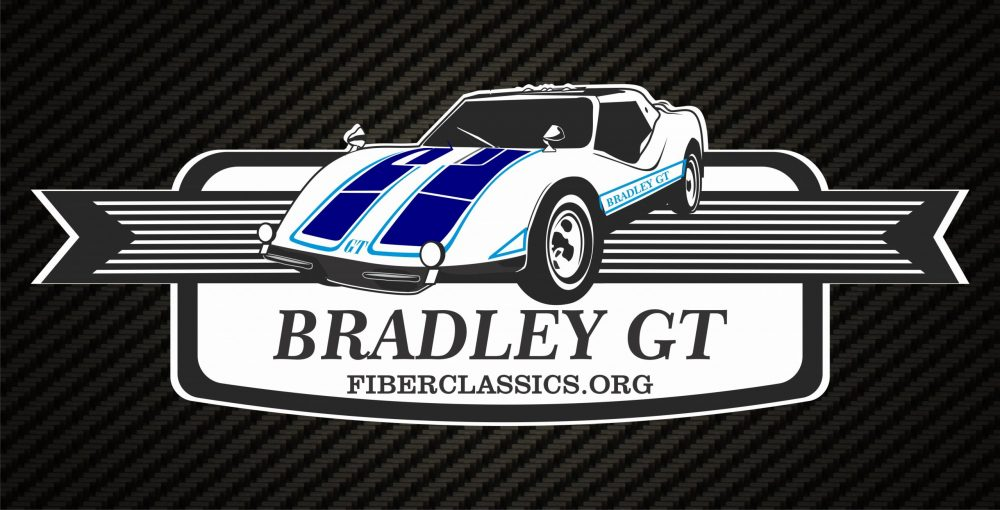 Bradley GT License Plate by Fiberclassics